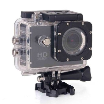 HD DV 1080p Sports Camera (Black)