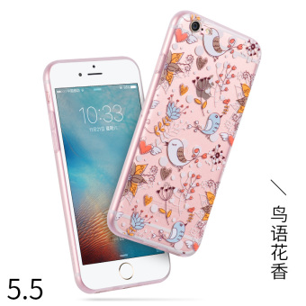 Hoco Dull Polish Silica Gel Phone Case for iPhone 6