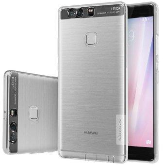 Huawei P9 case (5.2 inch) huawei p9 cover Nillkin natureTransparent Clear Soft silicon TPU
