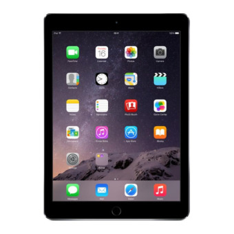"(IMPORTED) Apple iPad Air 2 16GB 9.7"" Retina Display Wi-Fi + Cellular Tablet Space Gray"