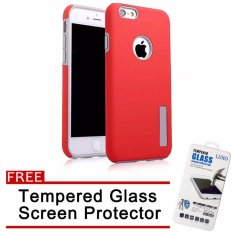 Incipio TPU Back Case Cover for Apple iPhone 6 / 6s (Red)PHP289. PHP 300