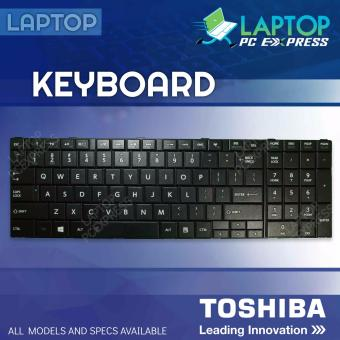 Laptop keyboard for Toshiba Satellite C855 C870 C870D C875 C875DC850 C855D C850D