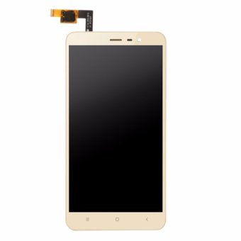 LCD Digitizer Display with Frame Complete Touch Screen LCD Panel Display Replacement Parts for Xiaomi Redmi Note 3 Pro 150mm - intl
