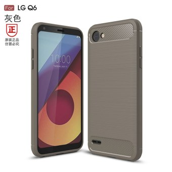 LG Q6/Q6/Q6 drawing lines full edging case phone case
