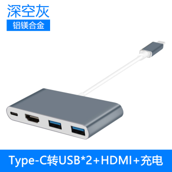 Mac to port USB to HDMI cable connector