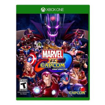 MARVEL VS CAPCOM INFINITE XBOX ONE GAME BNEW MINT CONDITION