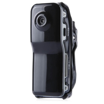 MD80 Mini DV DVR Camera Webcam Support Sport Bike Motorcycle VideoAudio Recorder - intl