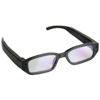 Mini HD Spy Hidden Camera Glasses Shape Eyewear DVR Video Recorder - intl