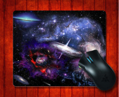 MousePad Space Nebulae Galaxy for 240*200*3mm Mouse mat Gaming Mice Pad -