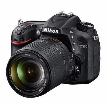 Nikon D7200 + 18-140mm f3.5-5.6G ED VR - intl