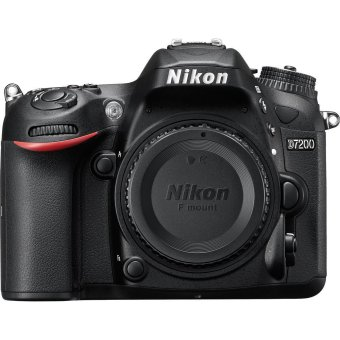 Nikon D7200 24.2 MP DSLR Camera Body Only