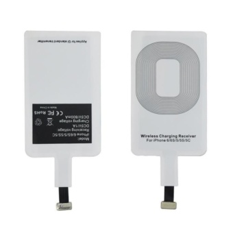 QI Wireless Charger Port Receiver for Apple IOS