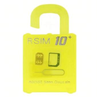 R-SIM 10 + The Best Unlock and Activation SIM for iPhone 4S/5/5C/5S/6/6 Plus