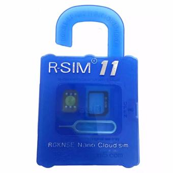 R-SIM RS-11 11 The Best Unlock and Activation SIM for iPhone4S/5/5C/5S/6/6Plus/7/7Plus