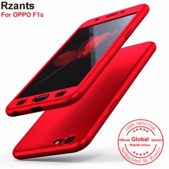 Rzants For OPPO F1s 360 Full Cover ShockProof Case - intl
