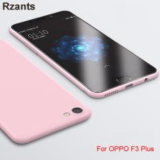 PHP 459. Rzants For OPPO F3 Plus Translucent Ultra-thin Soft Back Case Cover ...