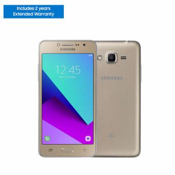 Samsung Galaxy J2 Prime 8GB (Gold) with 2 Years Extended Warranty