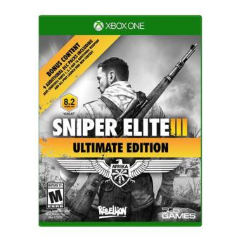 Sniper Elite 3 Ultimate XBOX ONE GAME BNEW MINT CONDITION