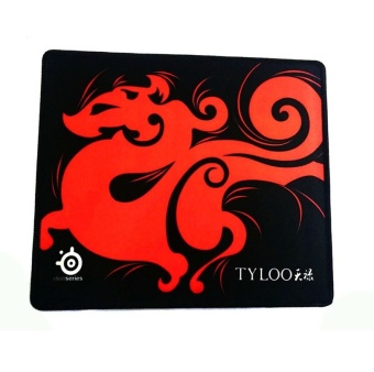 Steelseries Tyloo H-8 Gaming Mousepad For Optical Mouse (Red)