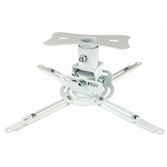 T717 Universal LCD / DLP / LED Projector Ceiling Mount Bracket Holder