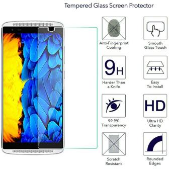 Ultra-Clear High Definition (HD) Screen Protector Tempered GlassFor Lenovo Vibe X3 - intl