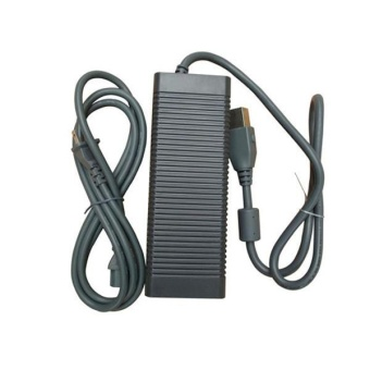 US AC Adapter Charger Power Supply Cable Cord for Microsoft Xbox360 Console - intl