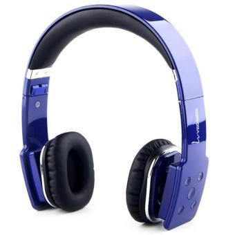 veggieg v8100 wireless bluetooth 4 0 edr headset blue lazada ph. Black Bedroom Furniture Sets. Home Design Ideas