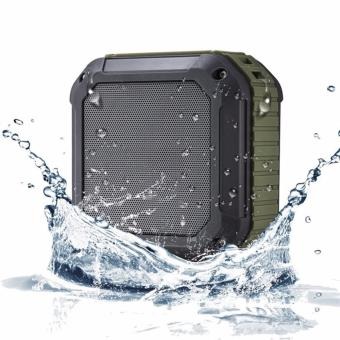 W-KING S7 Portable Waterproof Wireless Bluetooth Speaker FM RadioPC Shockproof