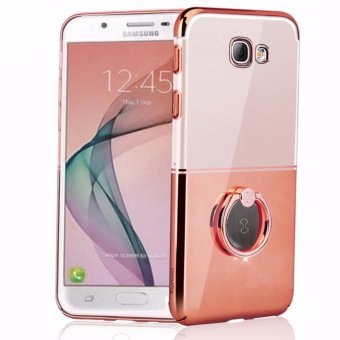 Waltz Ring Series for Samsung Galaxy J7 Prime (Rose Gold)