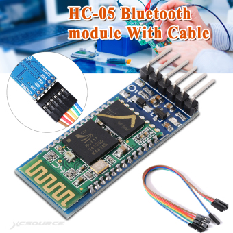 XCSOURCE HC-05 Wireless Bluetooth Transceiver