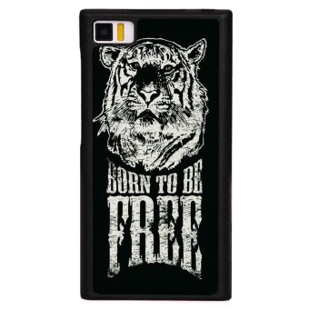 Y&M Cell Phone Case For XiaoMi Mi 3 Free Tiger Pattern Cover(Multicolor)