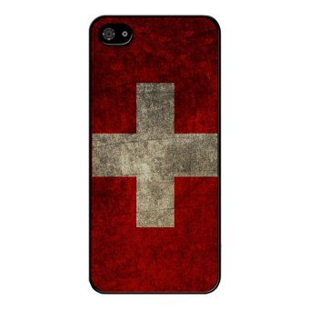 Y&M Cross BlackBerry Z10 Phone Case (Multicolor)