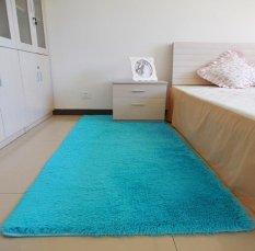 120 X 80cm Anti Slip Premium Velvet Carpet Fluffy Rugs Anti-Skiding Shaggy Area Rug