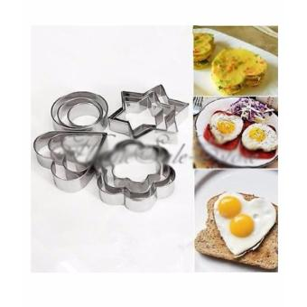 12pc Set Cookie Biscuit Cake Cutter Mould Mold