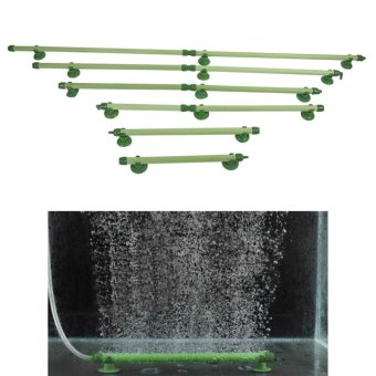 1pcs Fish Tank Aquarium Pump Accessory Wall Stone Air Bubble TubeAeration Tube- 5# - intl
