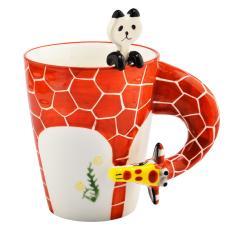 Harga Portable Stainless Steel Tea Coffee Cup 30ml Beer Mug Bag Source · 360DSC Creative 3D Giraffe Cartoon Animal Hand painted Ceramic Cup Coffee Milk Mug ...