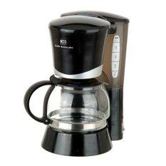 manual aluminum drip coffee maker