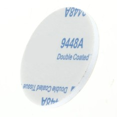 PHP 280. 3M 9448A Adhesive Pad Double Sided Black Foam ...