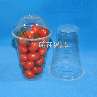 700ml disposable plastic cups