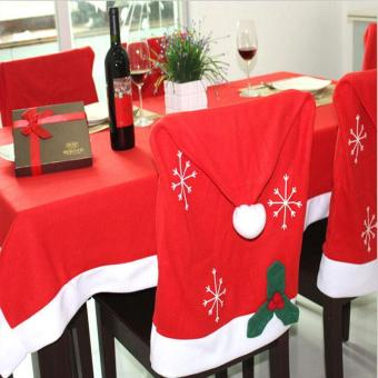 Ai Home Rectangle Table Cover Table Cloths Christmas Wedding Party Decor Red