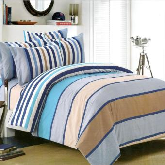 Beverly's Limited Edition Linen Collection Bedsheet Set of4(BBL-1628)Queen