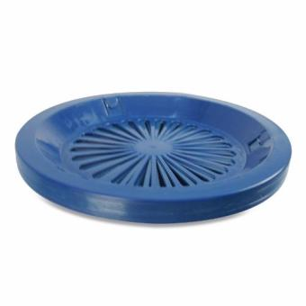 Blue Sunnyware Paper Plate Holder Set of 12 319291