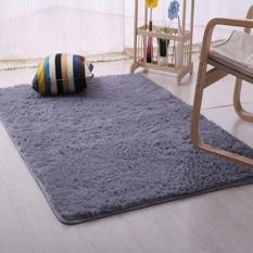 BluelansR Livingroom Flokati Shaggy Anti Skid Carpet 120cm By 160cm