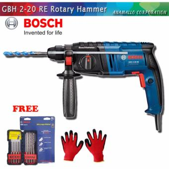 Bosch GBH 2-20 RE Rotary Hammer Bundle