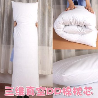 Brand New Anime Dakimakura White Hugging Body Inner Pillow 150 x 50cm (59in x 19.6in) - intl