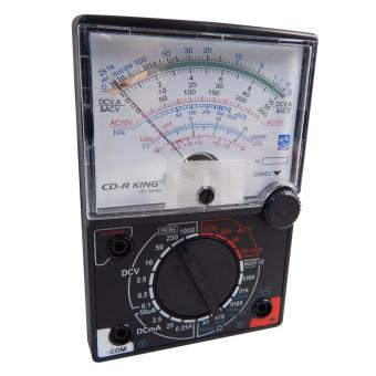 CD-R King Analog Multimeter Tester YX-360TRE-B
