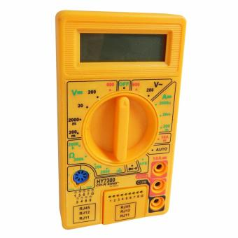 CD-R King Digital Multimeter with Cable Tester HY7300