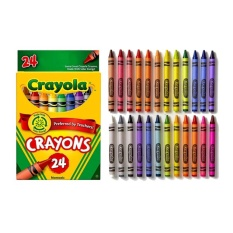 crayola crayons 24s - Crayola Online Drawing