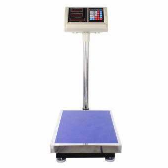 Digital Electronic Price Computing Platform Scale (10204) 150kgCapacity (White)