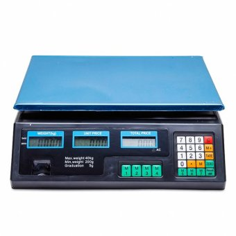 Digital Price Computing Scale (Black)